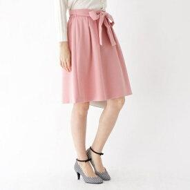 【WEB限定サイズ(LL)あり】リボンフレアスカート/クチュールブローチ(Couture Brooch)