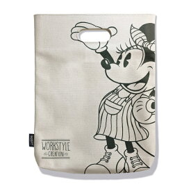 Disney Workstyle Creation/With me tote Minnie/ワークソン(Workson)