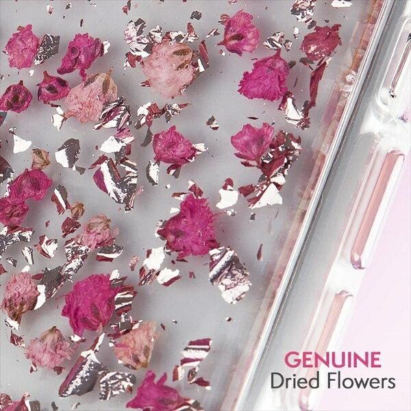 iPhoneXR対応ケース Karat Petals-Ditsy Flowers Pink/ケースメイト(Case-Mate)