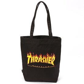 キャンバストートバッグ/スラッシャー(THRASHER)