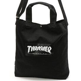 2wayキャンバストートバッグ/スラッシャー(THRASHER)