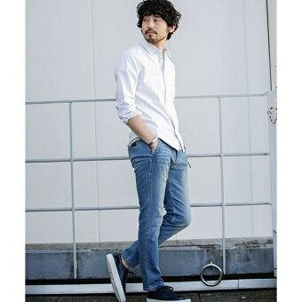 【予約商品】【19SS】レギュラーカラーパターンシャツ/ナノ・ユニバース(メンズ)(nanouniverse)