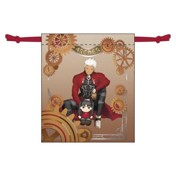 【劇場版 Fate/stay night [HF]】 巾着/アーチャー/リアナ デザイン ファクトリー(LIANA DESGIN FACTORY)