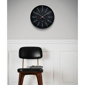Arne Jacobsen / アルネ・ヤコブセン 210mm    Wall Clock/アルネ・ヤコブセン(ARNE JACOBSEN)