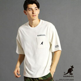 【WEB別注】KANGOLコラボビッグTシャツ/ヴィタル ムッシュニコル(VITAL MONSIEUR NICOLE)