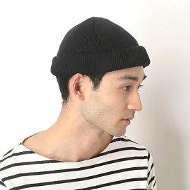 【RACAL】Roll Knit CAP(18spring)/ナノ・ユニバース(メンズ)(nano universe)