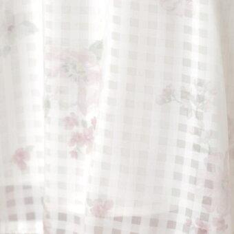 ポピーフルールサイドボタンフレアースカート<LODIflowercollection>/ロディスポット(LODISPOTTO)