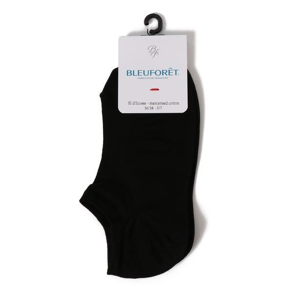 BLEU FORET:ショートソックス/シップス(レディース)(SHIPS for women)「不良品のみ返品を承ります」