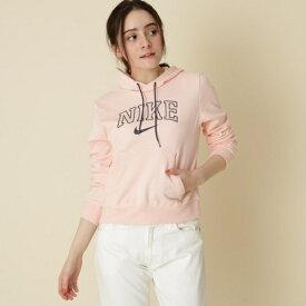 【WEB限定販売】NIKE(ナイキ) スウェットロゴパーカー/クチュールブローチ(Couture Brooch)