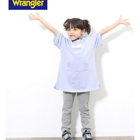 【WRANGLER×ROPE PICNIC KIDS】ワンピース/ロペピクニック(ROPE' PICNIC)