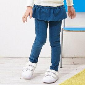 ぺプラムデニムニット | 7days Style パンツ 10分丈/エフオーオンラインストア(F.O.Online Store(SC))