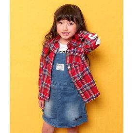 チェックシャツ/アナップキッズ&ガール(ANAP KIDS&GIRL)