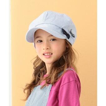 【KIDS雑貨】洗えるUVケアキャスケット/エニィファムキッズ(anyFAMKIDS)