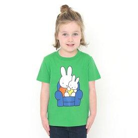 【キッズ】コラボレーションキッズTシャツ/ミッフィーとあかちゃん(ミッフィー)/グラニフ(graniph)