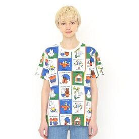 【ユニセックス】コラボレーションTシャツ/カバーコレクト(ミッフィー)/グラニフ(graniph)