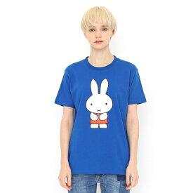 【ユニセックス】コラボレーションTシャツ/ミッフィー(ミッフィー)/グラニフ(graniph)