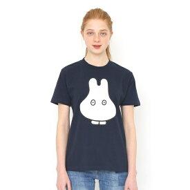 【ユニセックス】コラボレーションTシャツ/オバケ(ミッフィー)/グラニフ(graniph)