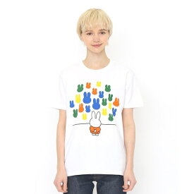 【ユニセックス】コラボレーションTシャツ/ミュージアム(ミッフィー)/グラニフ(graniph)