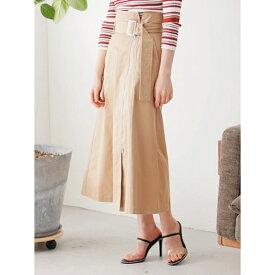 フロントZIPスカート/レディメイド(LADYMADE)