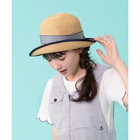 【110〜160cm】スカラップ刺繍 カットソー/組曲 キッズ(KUMIKYOKU KIDS)