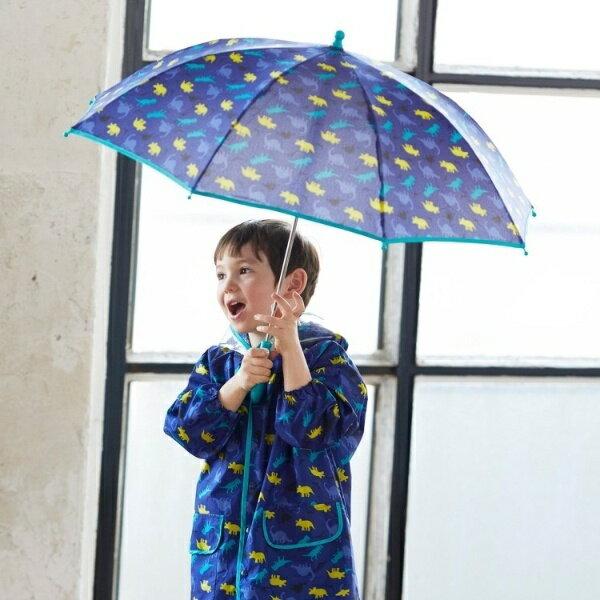 子供雑貨(総柄キッズ用長傘)/シューラルー(キッズ)(SHOOLARUE Kids)