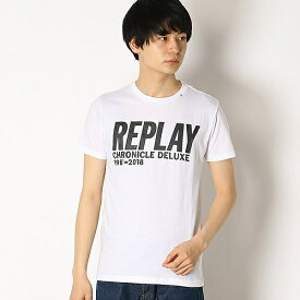 ベーシックジャージーCHRONICLE DELUXE TEE/REPLAY(REPLAY)