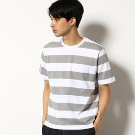 ワイドボーダー Tシャツ/コムサコミューン(COMME CA COMMUNE)