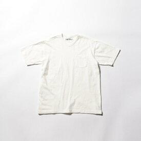 吊り編み天竺【LOOP WHEEL】 VネックTシャツ/フレディ&グロスター メンズ(FREDY&GLOSTER)