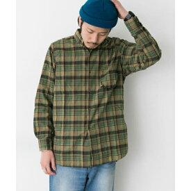 メンズシャツ(CAL O LINE DARK MADRAS BD SHIRTS)/アーバンリサーチ サニーレーベル(メンズ)(URBAN RESEARCH Sonny Label)