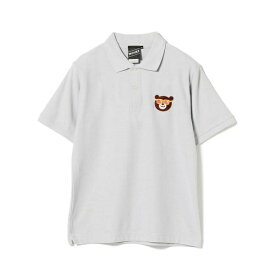 【SPECIAL PRICE】BEAMS T / Sunglass Bear Polo Shirt/ビームス(BEAMS)