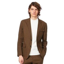 【セットアップ】メカニカルストレッチリネン ジャケット/カルバン・クライン メン(Calvin Klein men)