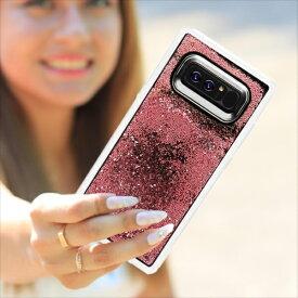 Galaxy Note8 対応ケース Waterfall - Rose Gold/ケースメイト(Case-Mate)