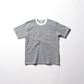 【Danton / ダントン】ロゴワッペンポケTee (#JD−9041)/ノーリーズ メンズ(NOLLEY'S)