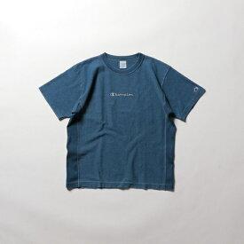 【Champion/チャンピオン】REVERS WEAVE ロゴ刺繍 Tシャツ(C3−P319)/ノーリーズ メンズ(NOLLEY'S)