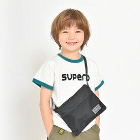 リンガーロゴデザインTシャツ/ブランシェス(branshes)