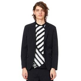 【セットアップ】メカニカルストレッチナイロンオックス ジャケット/カルバン・クライン メン(Calvin Klein men)