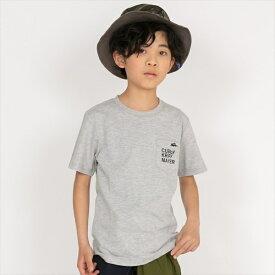 ロゴポケTEE【120cm〜160cm】 /クリフメイヤーキッズ(KRIFF MAYER KIDS)