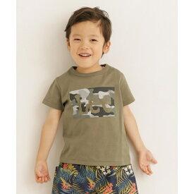 レディスTシャツ(LEE KIDS Lee BOXロゴ迷彩Tシャツ(KIDS))/アーバンリサーチ ドアーズ(レディース)(URBAN RESEARCH DOORS)