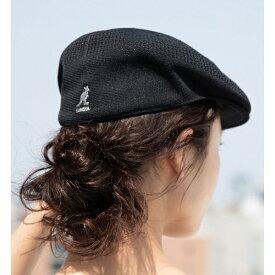 【KANGOL】メッシュハンチングベレー帽/ビス(ViS)