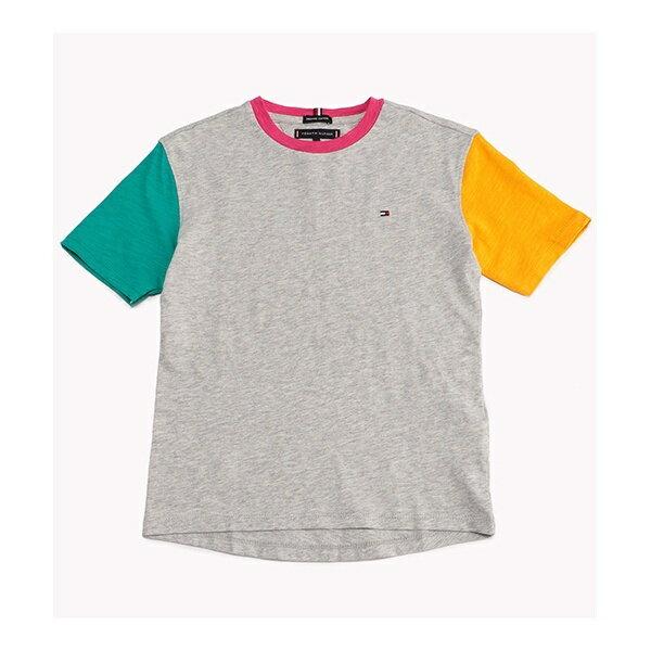 カラーブロックTシャツ/トミーヒルフィガー(キッズ)(TOMMY)