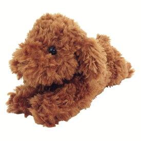 ひざわんこ トイプードル ぬいぐるみ ブラウン アニマル わんこ 犬/パーフェクト・ワールド・トーキョー(Perfect World Tokyo)