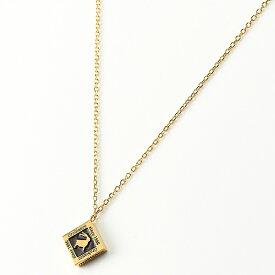 象徴『カシミヤヤギ』エンブレム入りネックレス/オロビアンコ(時計&アクセサリー)(Orobianco)