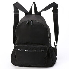 LARGE PACKABLE BACKPACK/トゥルーブラックT/レスポートサック(LeSportsac)
