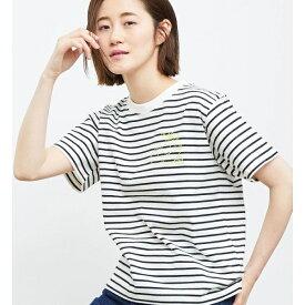 フルーツ刺繍Tシャツ/ロペピクニック(ROPE' PICNIC)