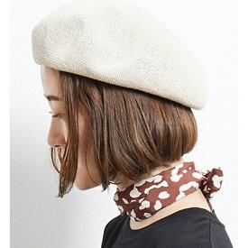 クリスピーペーパーベレー帽/ロペピクニックパサージュ(ROPE PICNIC PASSAGE)