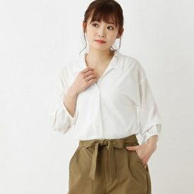 楊柳スキッパーシャツSET/シューラルー(レディス)(SHOOLARUE Ladies)
