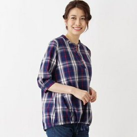【2点セット】スキッパーシャツ+タンクトップ/シューラルー(レディス)(SHOOLARUE Ladies)