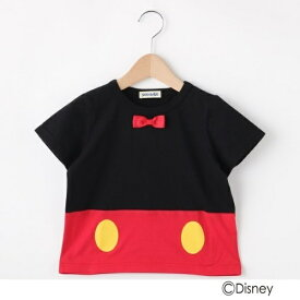 【Disney】限定なりきりTシャツ/シューラルー(キッズ)(SHOOLARUE Kids)