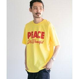 メンズTシャツ(THE DUCT TAPE YEARS PEACE ITS WONDERFUL)/アーバンリサーチ(メンズ)(URBAN RESEARCH)