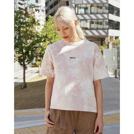 ロゴ入りタイダイ染Tシャツ/179/WG(179 WG)